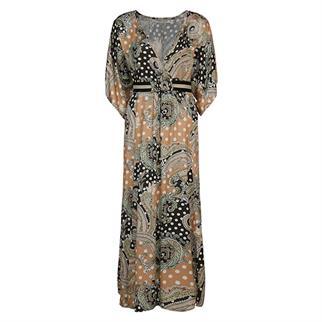 Summum jurk 5s1265-11441 in het Ecru