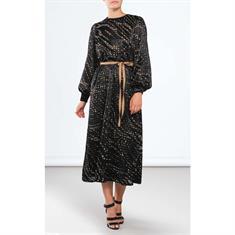 Summum jurk 5s988-10670 in het Zwart