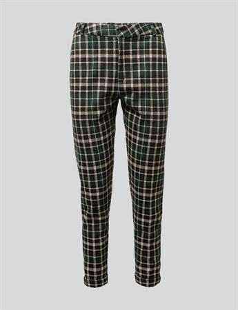 Summum pantalons 4s2021-30179 in het Groen