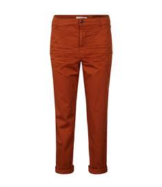 Summum pantalons 4s2092-11423 in het Brique