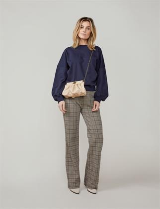 Summum pantalons 4s2191-30267 in het Brique
