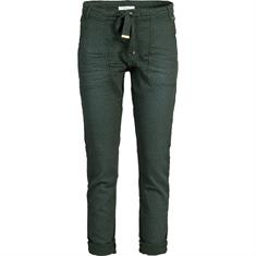 Summum pantalons Slim Fit 4s2005-11290 in het Groen