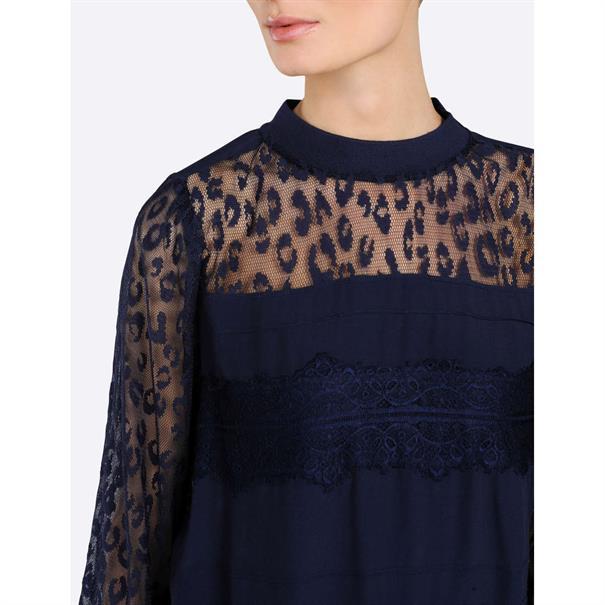 Summum t-shirts 2s2300-11015 in het Blauw