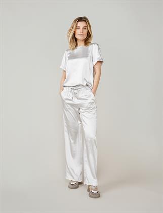 Summum t-shirts 2s2652-11496 in het Zilver