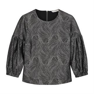 Summum t-shirts 2s2687-11539 in het Zwart