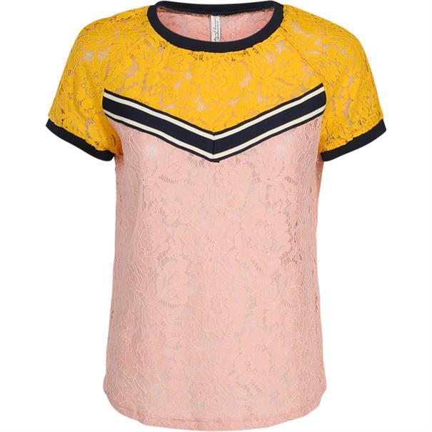 Summum t-shirts 3s4237-30028 in het Geel