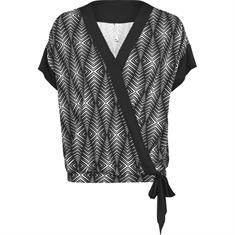 Summum t-shirts 3s4274-30049 in het Zwart