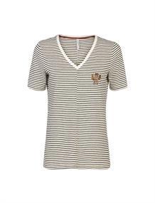 Summum t-shirts 3s4416-30156 in het Zwart