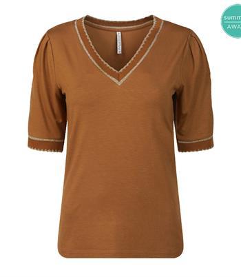 Summum t-shirts 3s4492-30214 in het Brique