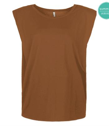 Summum t-shirts 3s4521-30214 in het Brique