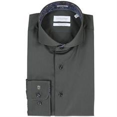 Thomas Maine overhemd 827700 in het Groen