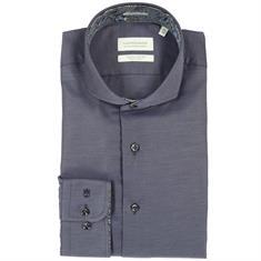 Thomas Maine overhemd Tailored Fit 827720 in het Blauw