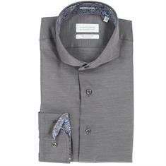 Thomas Maine overhemd Tailored Fit 827720 in het Grijs