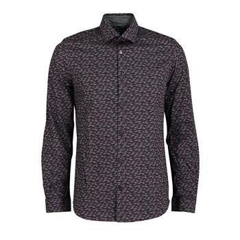 Tom Tailor casual overhemd 20337780010 in het Grijs