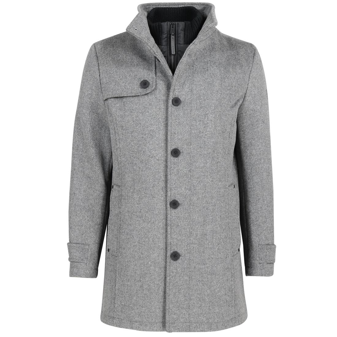 Image of Tom Tailor jas 35553410010 in het Grijs