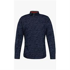 Tom Tailor overhemd 1005818 in het Blauw
