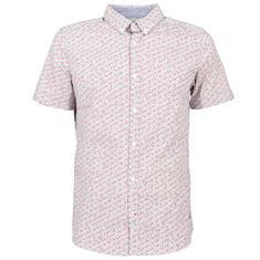Tom Tailor overhemd 1011743 in het Rood