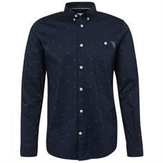 Tom Tailor overhemd 1013901 in het Marine