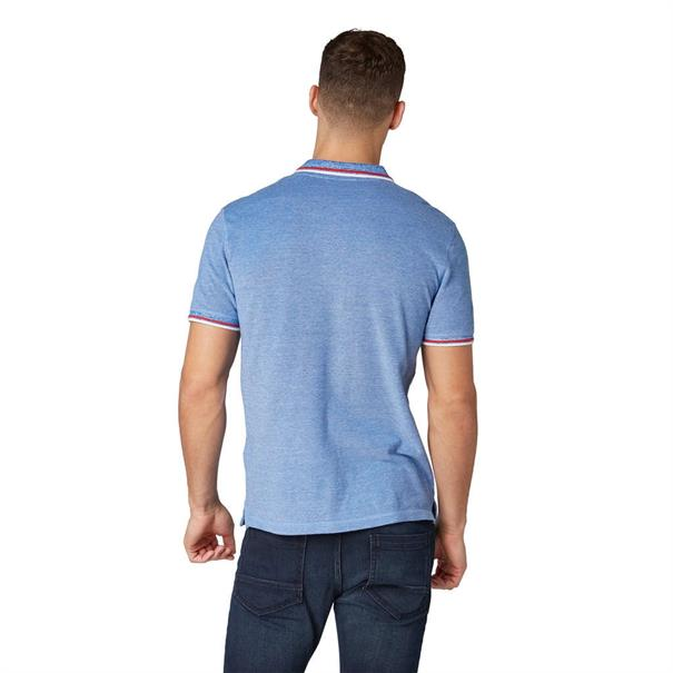 Tom Tailor polo's 1008653 in het Blauw