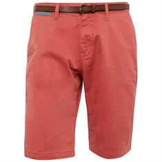 Tom Tailor short 64550520910 in het Rood