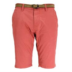 Tom Tailor shorts 64047830910 in het Rood