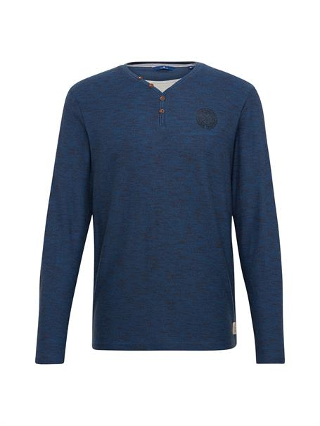 Tom Tailor t-shirts 1006908 in het Blauw
