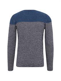 Tom Tailor truien 1006499 in het Kobalt
