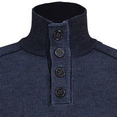 Tom Tailor truien 1013860 in het Blauw