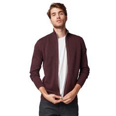 Tom Tailor vesten 1012904 in het Donker Rood