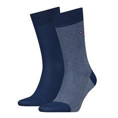 Tommy Socks accessoire 320220001 in het Licht Blauw