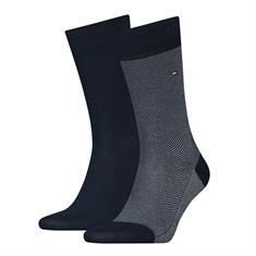 Tommy Socks accessoire 320220001 in het Marine