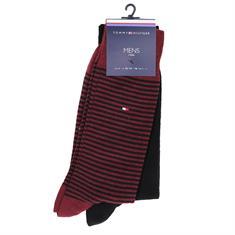 Tommy Socks accessoire 342029001 in het Bordeaux
