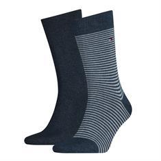 Tommy Socks accessoire 342029001 in het Denim
