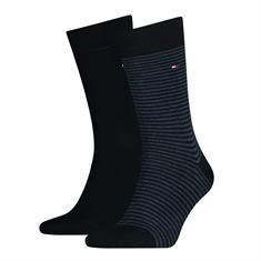 Tommy Socks accessoire 342029001 in het Marine