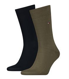 Tommy Socks accessoire 371111 in het Wit.