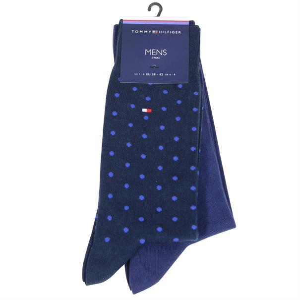 Tommy Socks accessoire 382012001 in het Marine