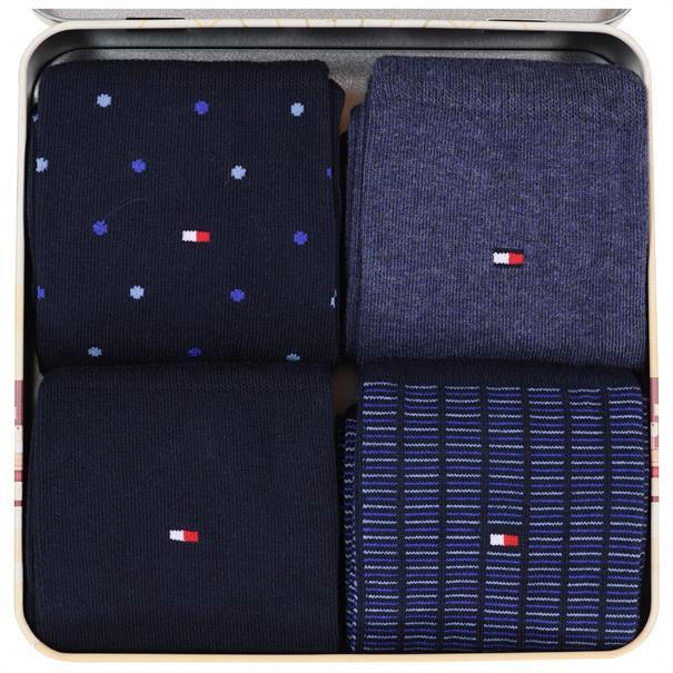 Tommy Socks accessoire 392003001 in het Marine