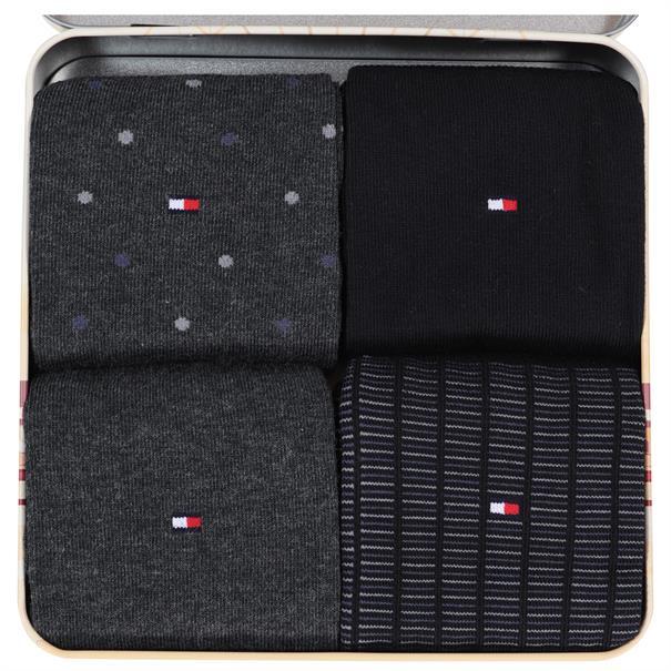 Tommy Socks accessoire 392003001 in het Zwart