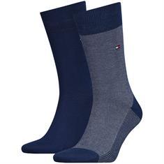 Tommy Socks accessoire 482004001 in het Marine