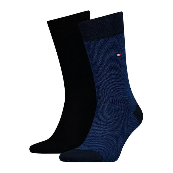 Tommy Socks accessoire 492025001 in het Marine