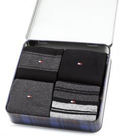 Tommy Socks sokken 100000845 in het Zwart