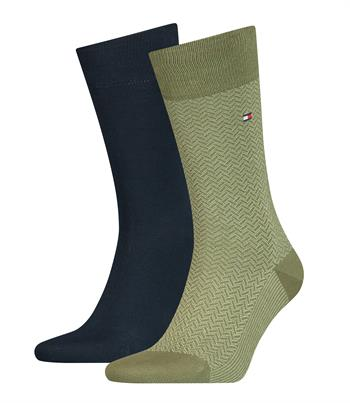 Tommy Socks sokken 100001199 in het Zwart