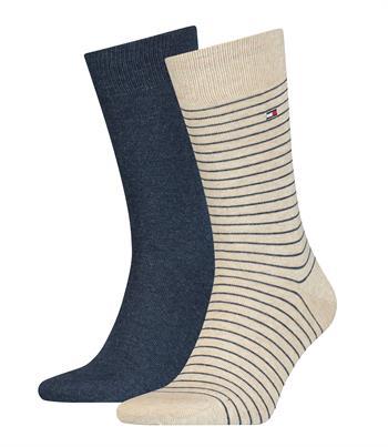 Tommy Socks sokken 100001496 in het Beige