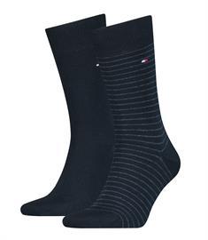 Tommy Socks sokken 100001496 in het Donker Blauw