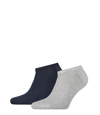 Tommy Socks sokken 342023001 in het Grijs Melange