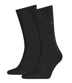 Tommy Socks sokken 371111 in het Antraciet