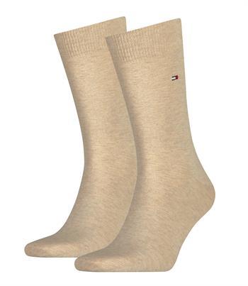 Tommy Socks sokken 371111 in het Beige