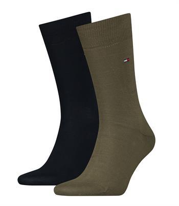 Tommy Socks sokken 371111 in het Wit.