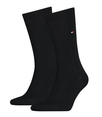 Tommy Socks sokken 371111 in het Zwart