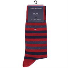 Tommy Socks sokken 472001001 in het Rood
